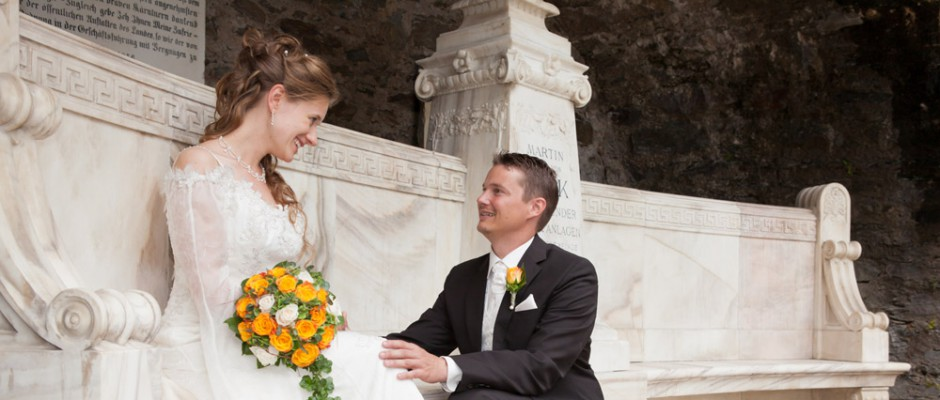 Headerfoto - Brautpaarportraits