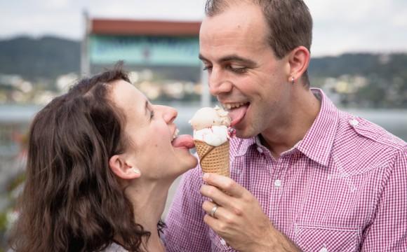 Paarshooting zum Hochzeitstag