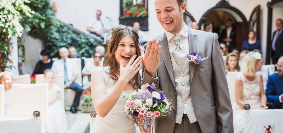 Magdalena & Uwe –Hochzeit in Pörtschach am Wörthersee