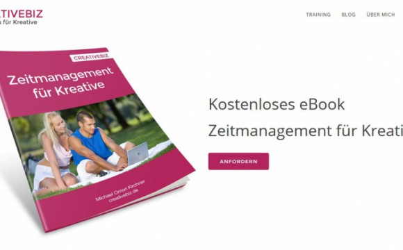 Zeitmanagement für Kreative (E-Book Rezension)