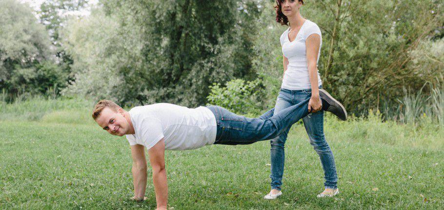 Das Verlobungsshooting – oder die Hochzeit vor der Hochzeit