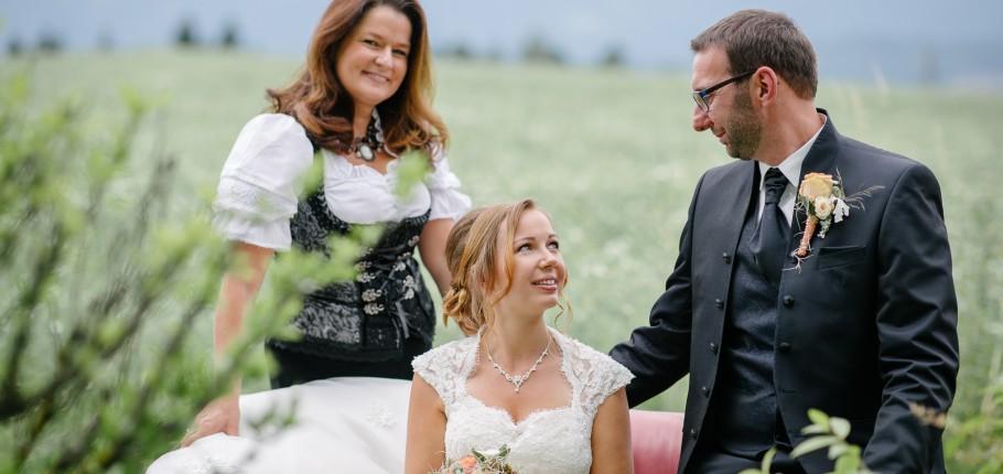 Hochzeit Natascha und René am Faaker See