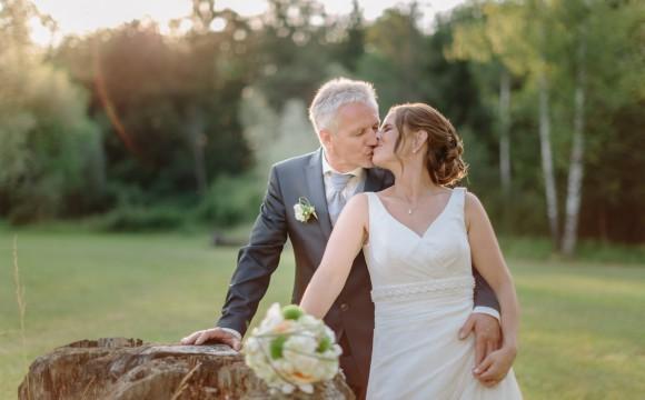 Hochzeit Karin und Helmut im Gut Drasing