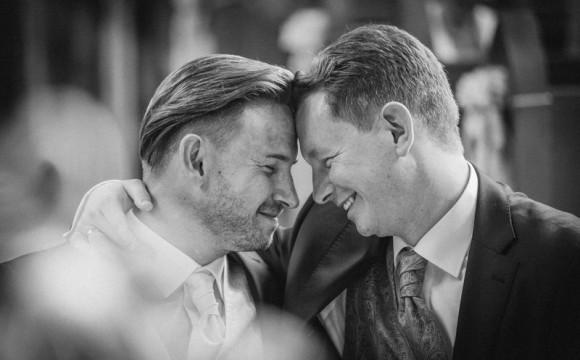 Hochzeit Bojan und Roman am 27.05.2017