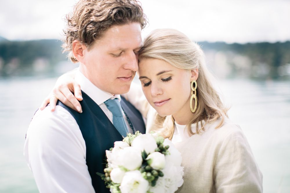 Perlmutt Pictures Hochzeitsfotograf Kaernten Hochzeit am Woerther See