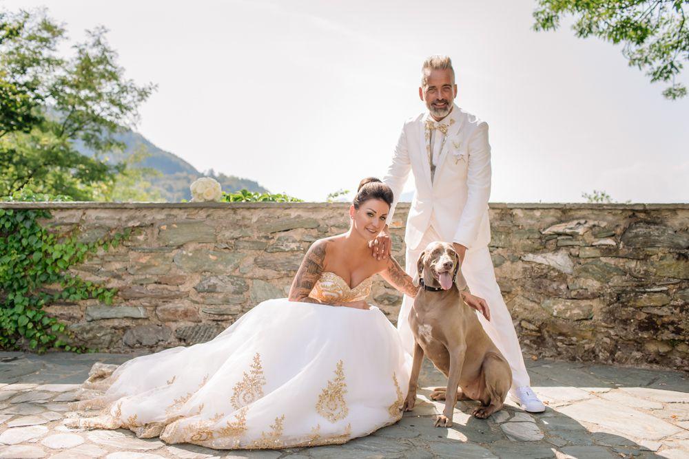Perlmutt Pictures Hochzeitsfotograf Kaernten Hochzeit im Schloss Maria Loretto am Woerther See