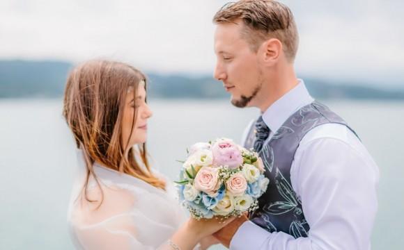 Hochzeit Bettina und Thomas beim Werzers am 02.06.2017