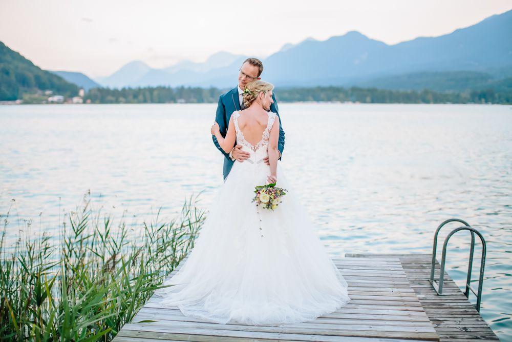 Perlmutt Pictures Hochzeitsfotograf Kaernten Hochzeit am Faaker See
