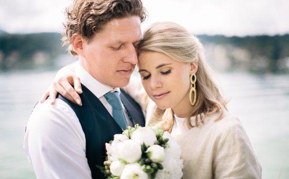Ute und Thomas – Standesamtliche Hochzeit im Seeschlössl in Velden