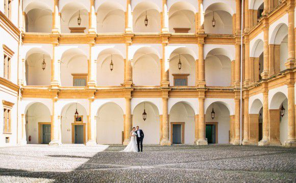 Hochzeit von Sabrina und Gilbert in Graz