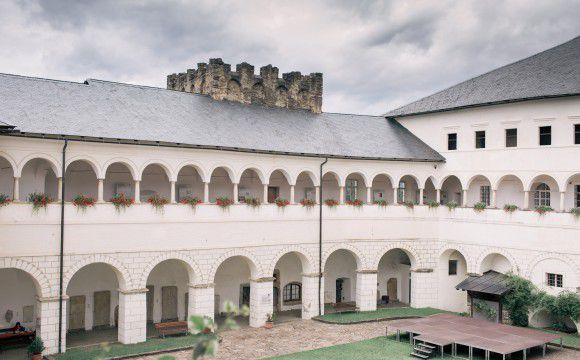Schloss Straßburg in Kärnten