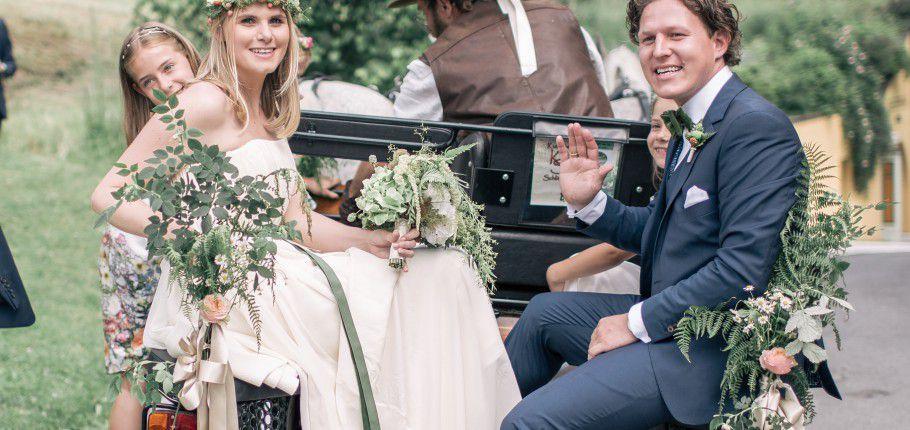 Hochzeit Ute und Thomas in Kleinkirchheim
